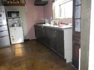 台所のリフォーム(M様邸)